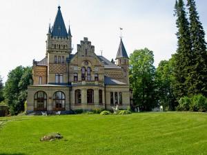 Merlo Slott, eller Villa Merlo Foto: Henrik Sundbom Licensierad i enlighet med Creative Commons CC BY 3.0